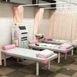 札幌市西区琴似 てて整骨院二十四軒店 治療ベッド