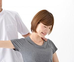 札幌の五十肩治療|札幌西区琴似 てて整骨院